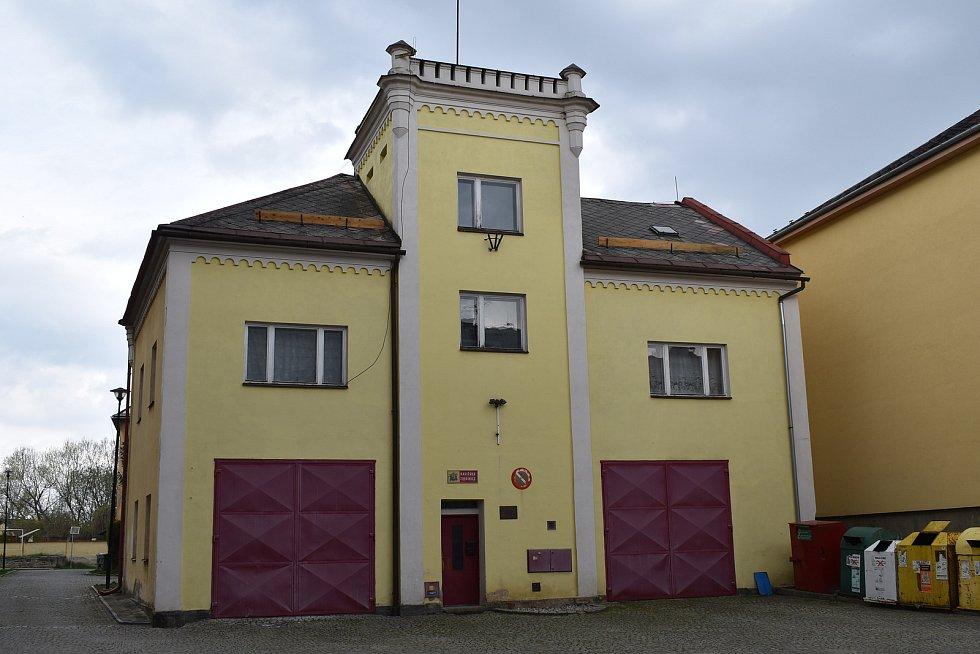 Vidnava - hasičská zbrojnice
