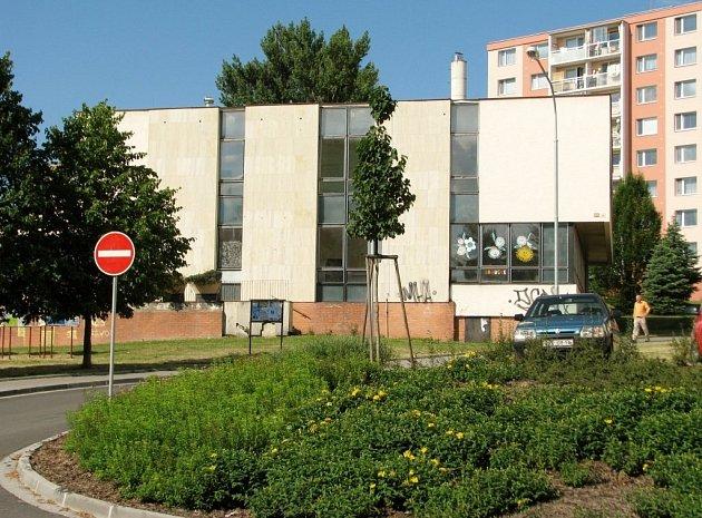 Společenské středisko Sever v Temenické ulici.