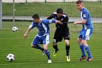 Zábřeh versus HFK Olomouc.