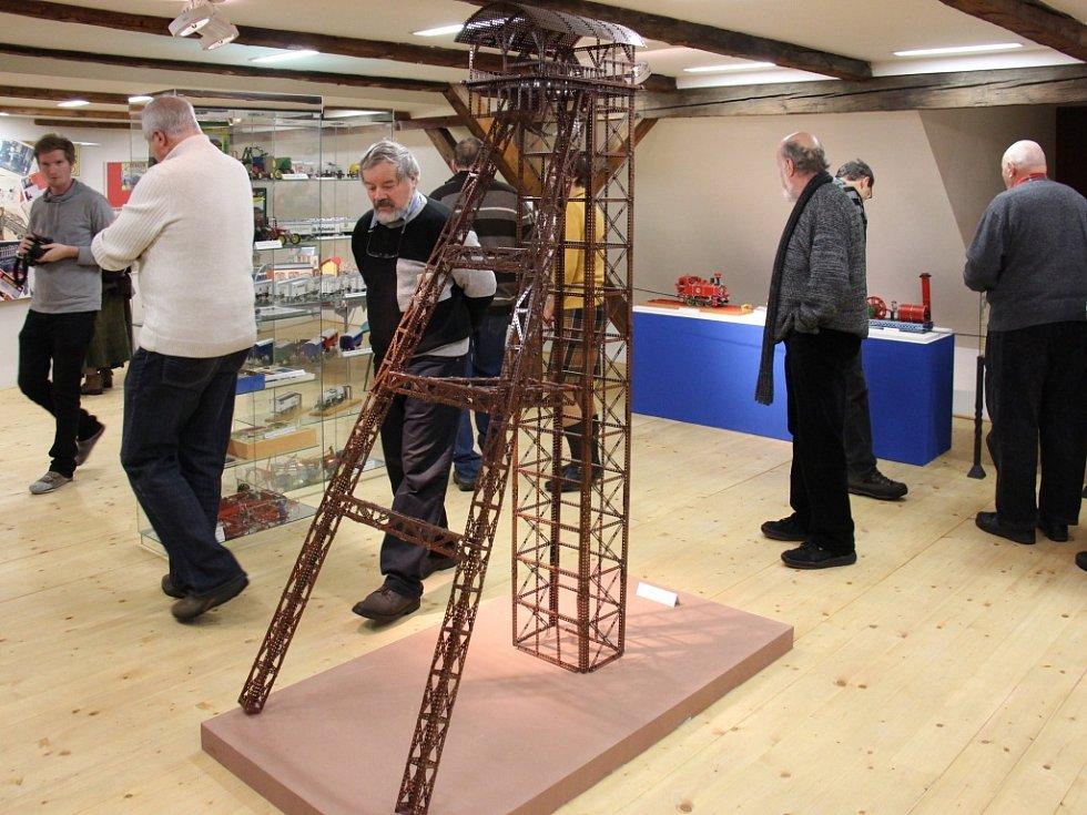 Výstava Merkur ve Vikýřovicích