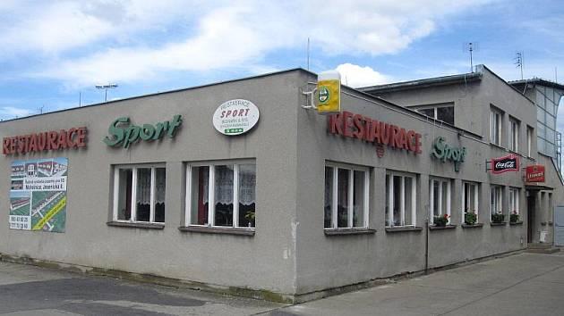 Restaurace Sport, Mohelnice