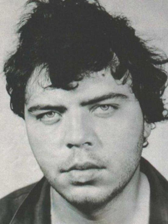 ZDENĚK VOCÁSEK na snímku, který vznikl po jeho zatčení před dvaceti lety.