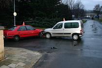 Dopravní nehoda v Jeseníku