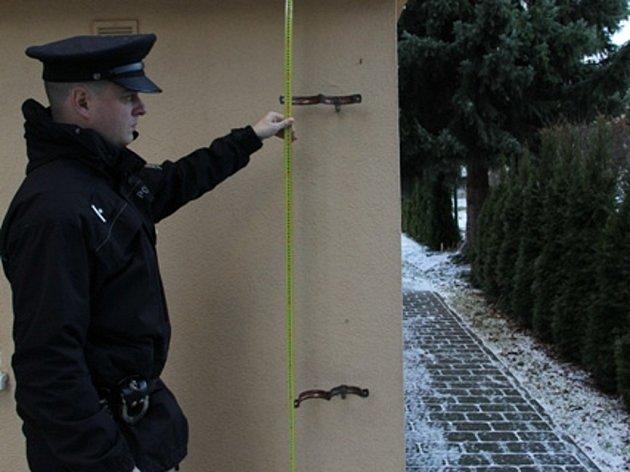 Policisté v Jeseníku šetří krádeže mědi.