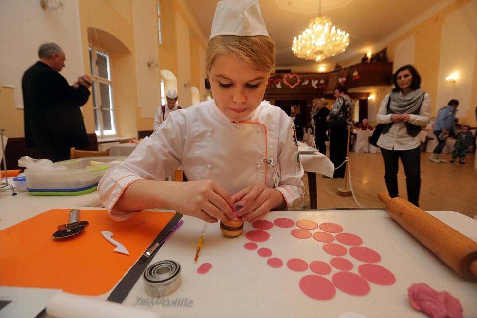 Alena Matulová, Frýdek-Místek. Soutěž mladých cukrářů O Priessnitzův dortík