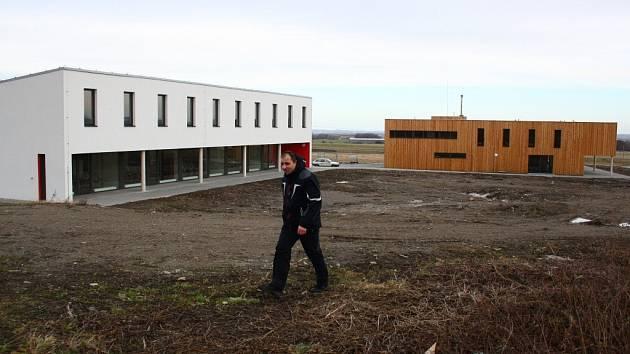 Ekologické centrum v Javorníku.