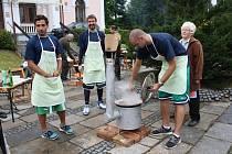 Soutěž o nejlepší kotlíkový guláš v Šumperku