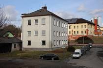 Budova bývalé základní umělecké školy na Sušilově ulici v Zábřehu.