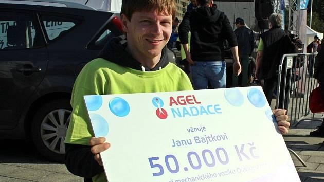 Jan Bajtek z Mohelnice.