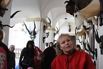 Zahájení sezony na zámku v Úsově