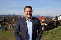 Radim Sršeň, starosta Dolních Studének.