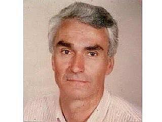 Pohřešovaný Tomáš Bezděk