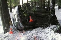 Nehoda na Rejvízu