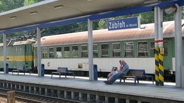 Nádraží v Zábřehu