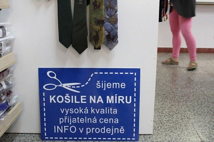 Hedva Český brokát v Rýmařově