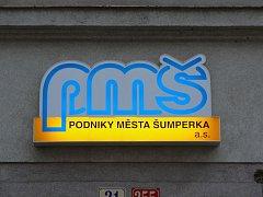 Podniky města Šumperka.