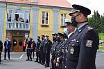 Slavnostní otevření policejní stanice v Javorníku