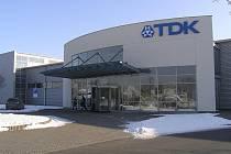 Šumperská společnost Epcos vyměnila logo. Dostala se pod křídla nadnárodního koncernu TDK