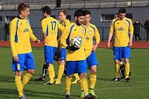 Fotbalový Šumperk. Ilustrační foto
