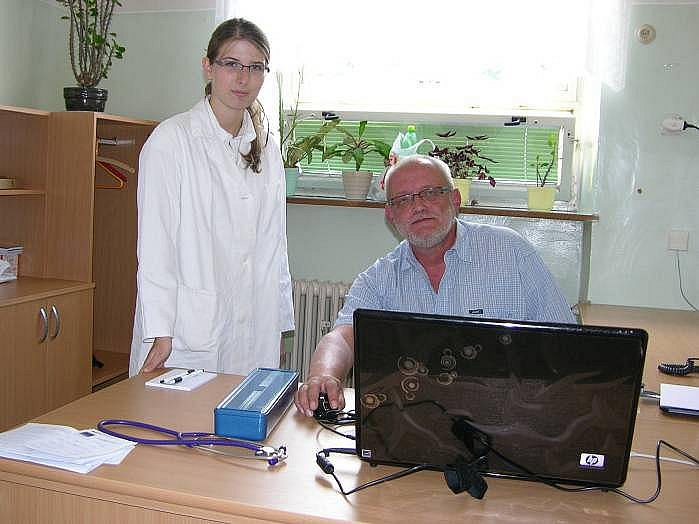 Po dvouměsíční pauze se do Javorníku vrátil lékař – výběrové řízení vyhrál Jiří Albrecht.