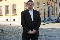 Starosta Vidnavy Rostislav Kačora.