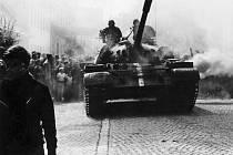 Okupaci Šumperka měli v režii Poláci. Nevěli vůbec, co se děje, mysleli si, že jedou na cvičení