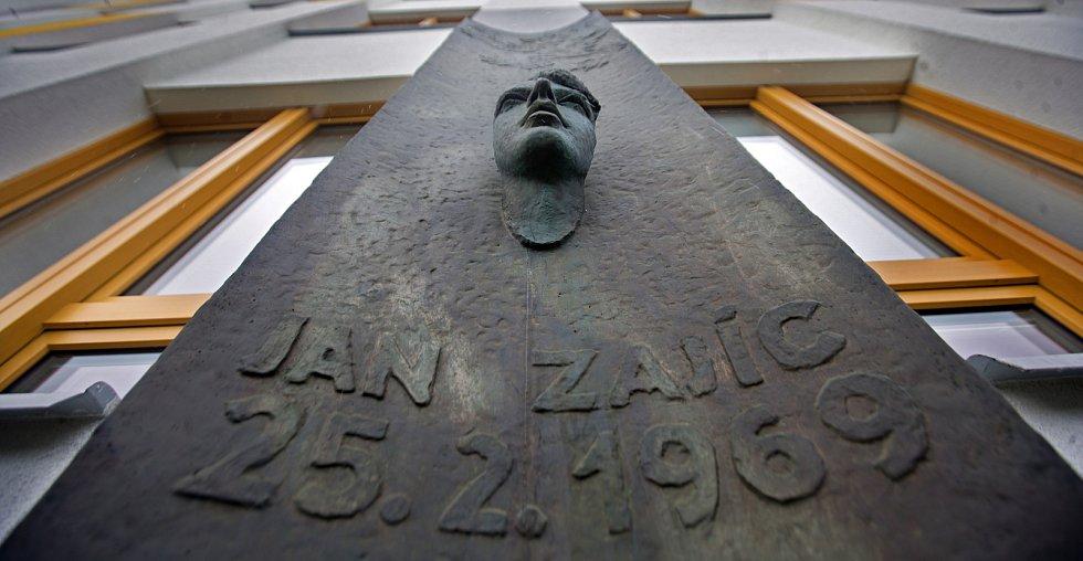 Jan Zajíc studoval na šumperské průmyslovce.