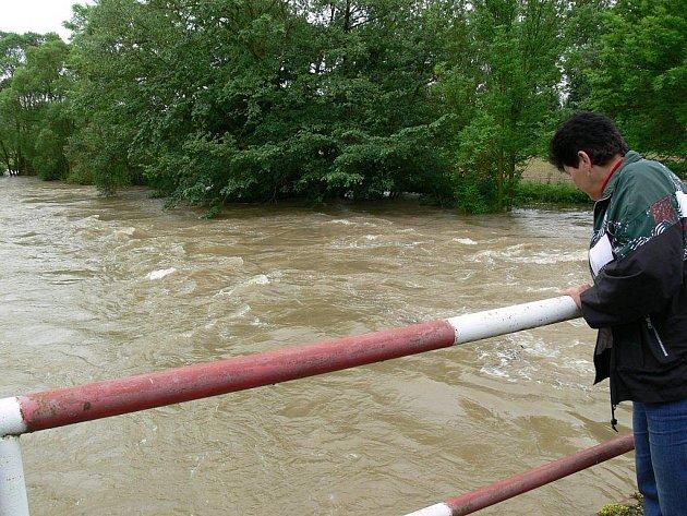 Situace v Moravičanech ve čtvrtek 3. června