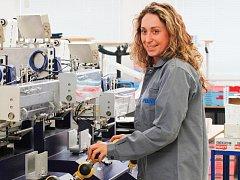 Výroba v šumperském podniku Pramet Tools. Ilustrační foto