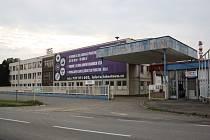 Bývalá továrna ACC v Rapotíně.