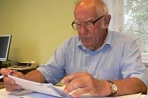 Novým starostou Leštiny byl na dva a půl měsíce do voleb zvolen Jan Kleibl