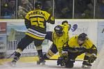 HC Moravské Budějovice 2005 vs. Draci Šumperk - 4. semifinálové utkání
