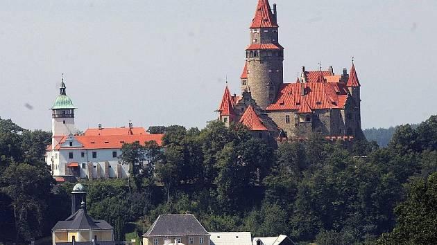 Ilustrační foto (hrad Bouzov)
