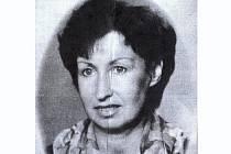 Zavražděná Irena Čížková z Mohelnice.