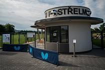 Nový fotbalový areál v Postřelmově