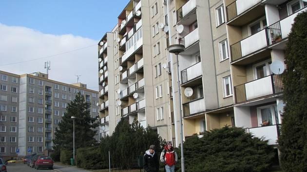 Třicet let staré sídliště v Mohelnici se během pěti let dočká regenerace