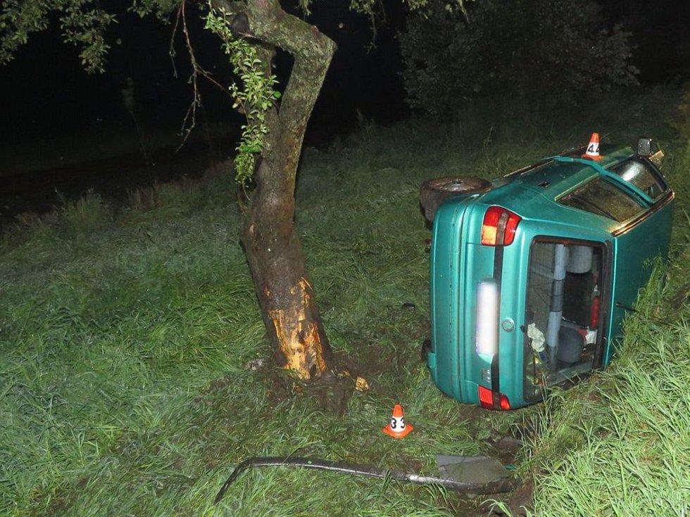 Nehoda u Velkých Losin