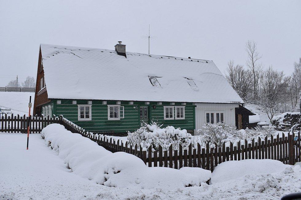 Bělá pod Pradědem - Horní Domašov
