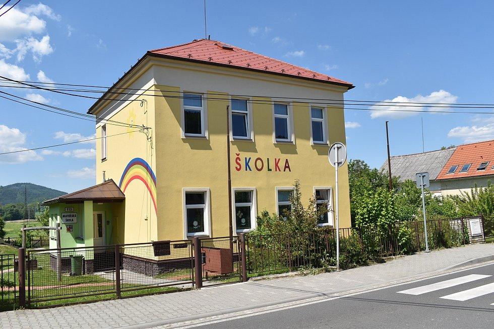 Dolní Studénky - školka.