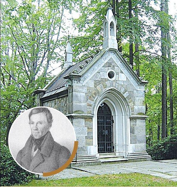 Vincenz Priessnitz (1799–1851), Jeseník. Nejslavnější jesenický rodák, zakladatel moderní vodoléčby a zdejších lázní. Je pohřben vkapli na lázeňském vrchu spolu smanželkou Žofií a dcerou Karolínou.