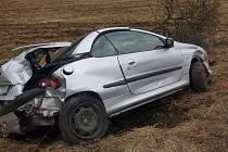 Nehoda u Hrabišína