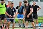 Zahájení letní přípravy Draků na sezonu Chance ligy