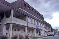 Budova v ulici Gen. Svobody, v níž od 1. února 2019 sídlí redakce Šumperského a jesenického deníku