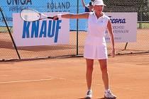Helena Vondráčková na jednom z předchozích ročníků Pro Kennex Cupu.