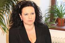 Ředitelka Vlastivědného muzea Jeseník Veronika Rybová na snímku z roku 2012.