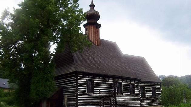Kostel Maršíkov
