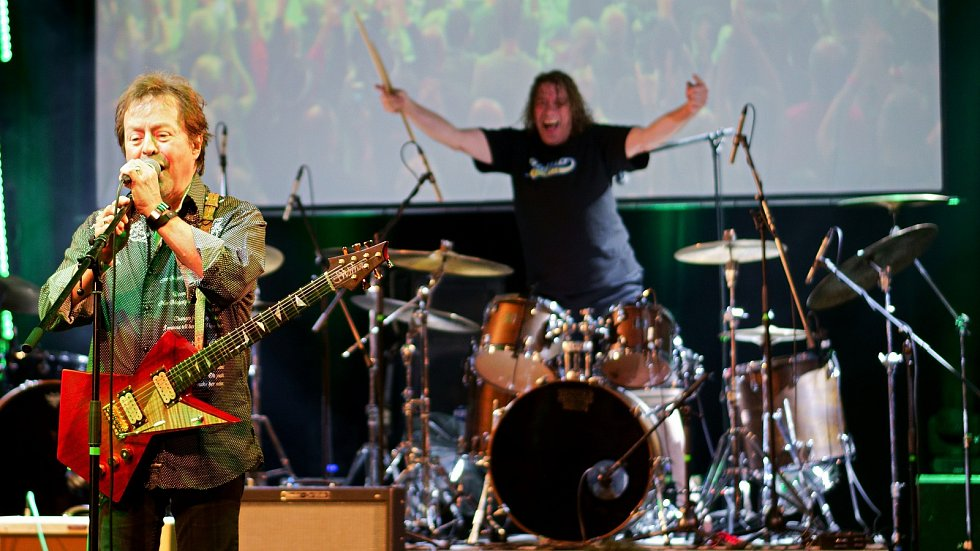 Blues Alive 2018 - The Rick Derringer Band