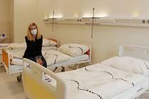 Nový ošetřovatelský pavilon Nemocnice Šumperk