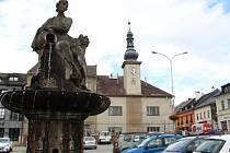 Stará radnice v Zábřehu.