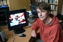 Student Jan Koukol natočil hodinový dokument o drogách